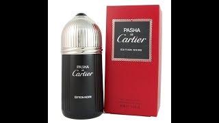 Pasha de Cartier Edition Noire For Men Fragrance (2013)