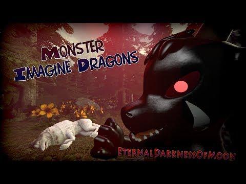 SFMShort Monster  Song by ImagineDragonsVEVO