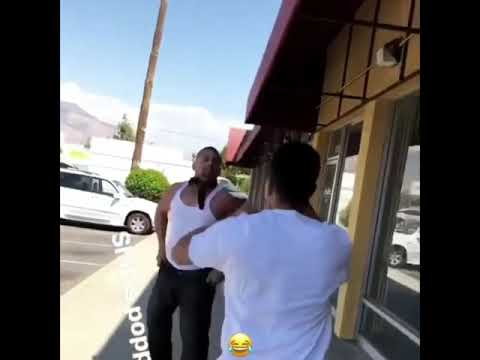 San Bernardino fight #Wshh
