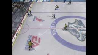 [HD] NHL 2007 Gameplay