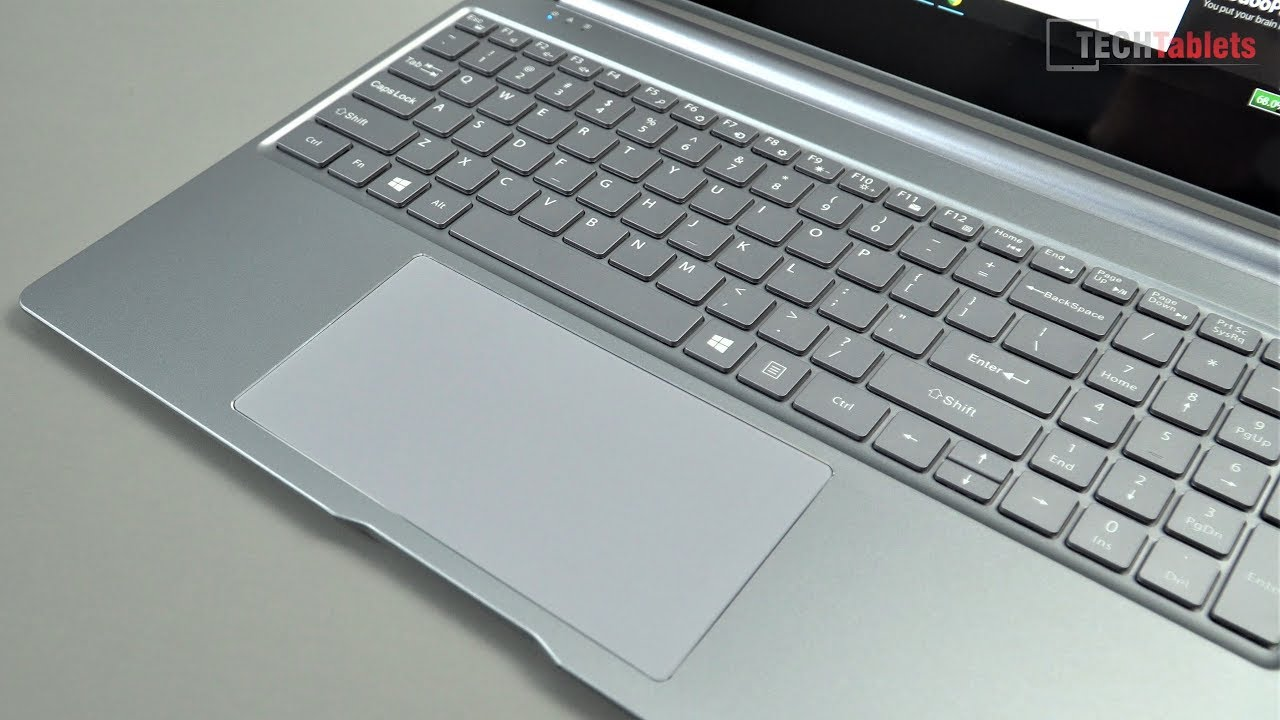 Teclast F15 Unboxing \u0026 Hands-On Review 15.6\