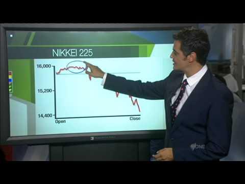 NIKKEI || Slumps 7%