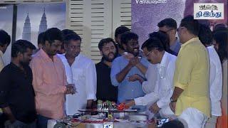 Kabali Success Meet | Pa Ranjith | Dinesh | Santhosh Narayanan | Riythvika | Kalaipuli S Thanu
