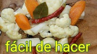 Curtido de verduras #facil #consejosdebertha