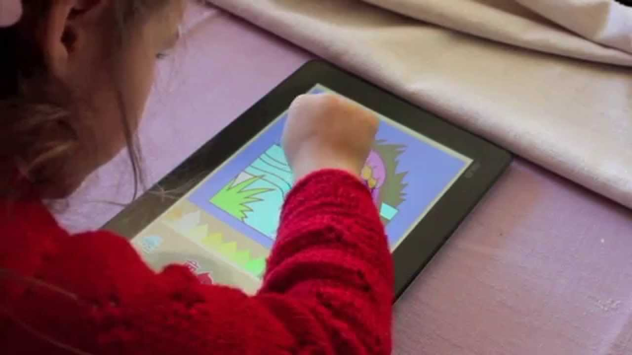 android app for kids animal coloring pages youtube