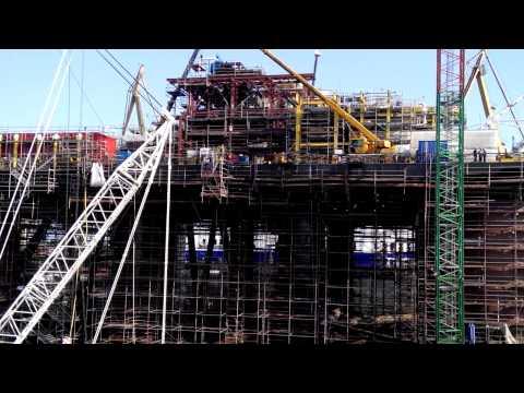 """Shipyard """"REMONTOWA"""" in Poland/Gdansk"""