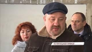 В Данилове продолжили строительство садика-долгостроя