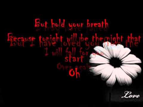 Secondhand Serenade - Fall For You (lyrics)