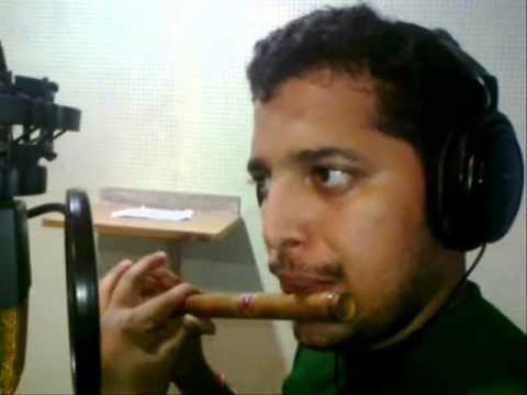 Na cheli rojave instrumental in flute