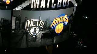 New York Knicks 2015-2016 Intro (vs. Brooklyn Nets)