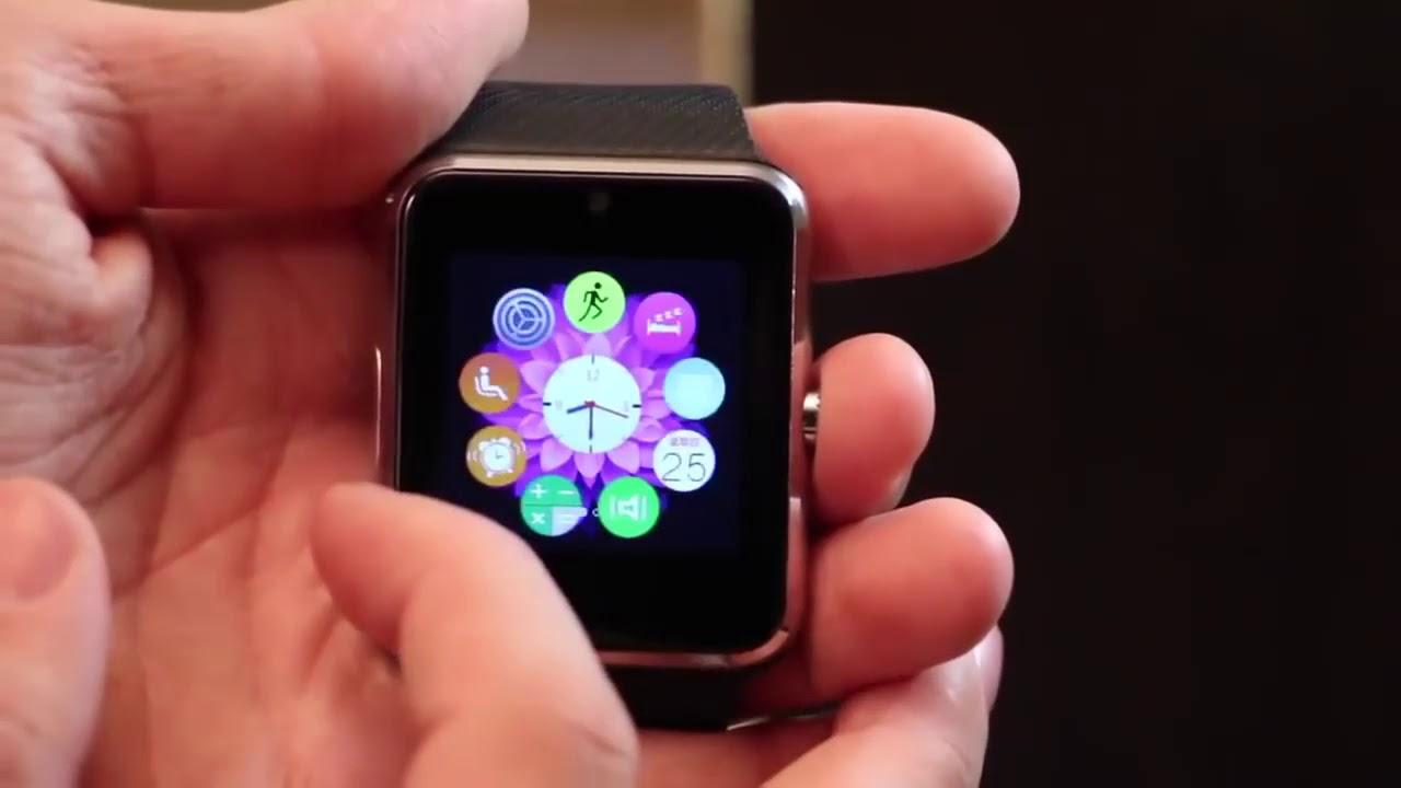 Обзор Smart Watch c АВИТО