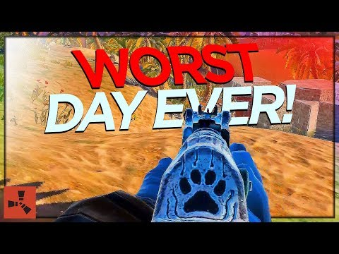 Worst day of my LIFE! (DUO VANILLA RUST #3 S9) thumbnail