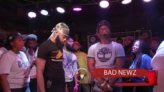 BAD NEWZ vs DRUGZ hosted by SMACK & John John Da Don | BULLPEN BATTLE LEAGUE