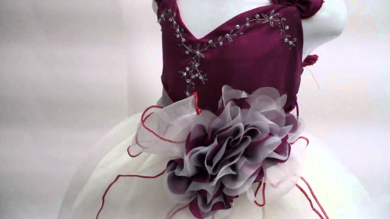 Vestido de color rosa - 1 part 4