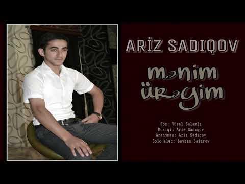 Ariz Sadıqov - Mənim ürəyim / 2018
