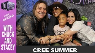 Cree Summer PT1 - Badass Animation Voice Over Actor | Make Mistakes & Be Fearless