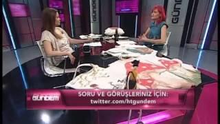 """Bloomberg Tv Gülin Yildirimkaya Ile """"gÜndem"""" Programı"""