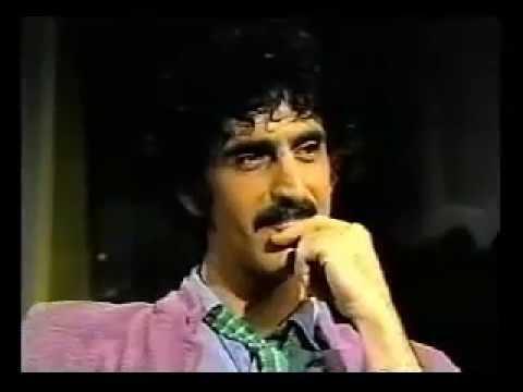 1979 Frank Zappa on Dr. Demento