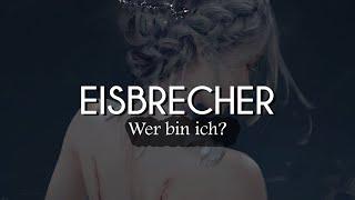 Eisbrecher - Wer bin ich? (Lyrics/Sub Español)