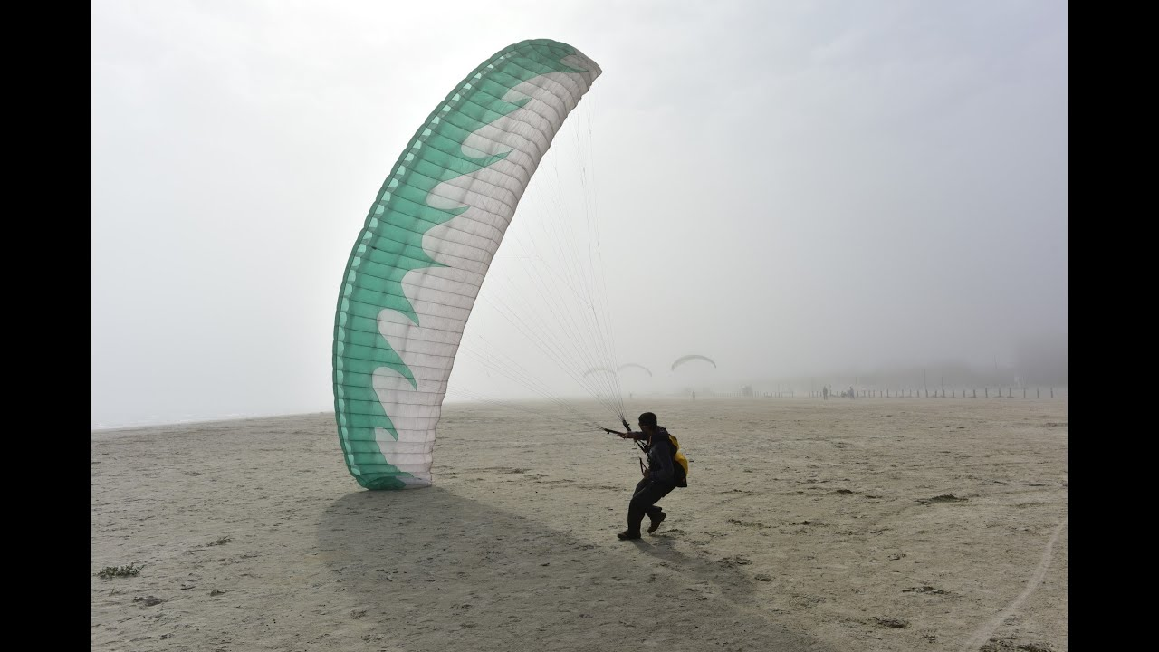World's Best Paramotor Instruction! Powered Paragliding Glider Control!!