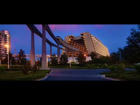 Your Disney Resort Channel - 3 Hour Relaxing Music Loop