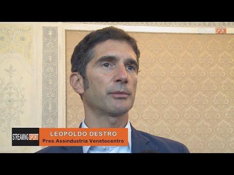 INTERVISTA A LEOPOLDO DESTRO - Presidente Assindustria Venetocentro