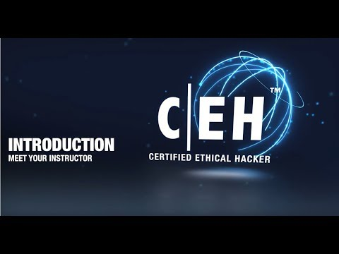 CEH v10 - Meet Your Instructor
