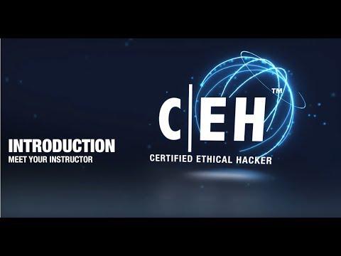 Certified Ethical Hacker (CEH) v10 – Live Online - EC