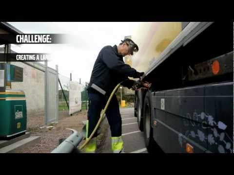 Volvo Trucks - Next generation of bio-fuel in real life tests