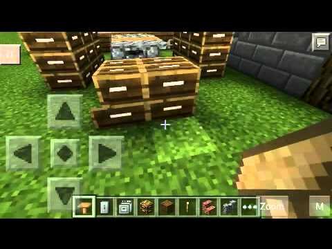 Furniture Mod Minecraft Pocket Edition Mcpe Youtube