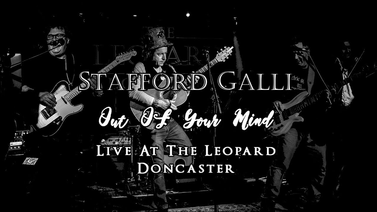 Out Of Your Mind - Live at The Leopard - Doncaster
