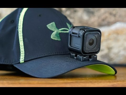 GoPro Baseball Cap - Hat Camera Mount - DIY How To Video