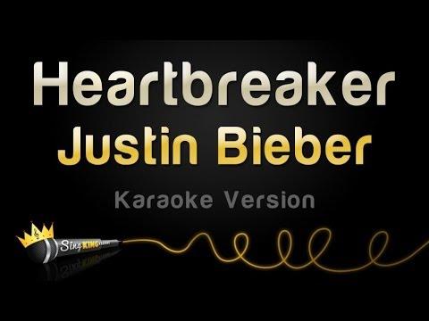 Justin Bieber - Heartbreaker (Karaoke Version)
