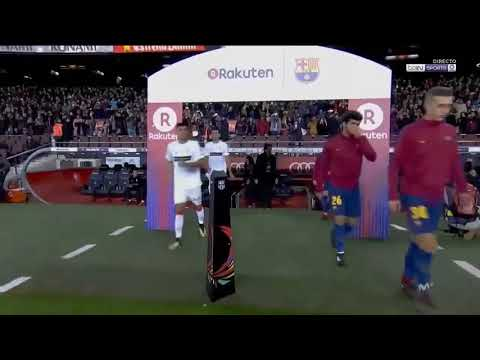 Barcelona vs Murcia 5-0 - Highlights & Goals - 29 November 2017_HD