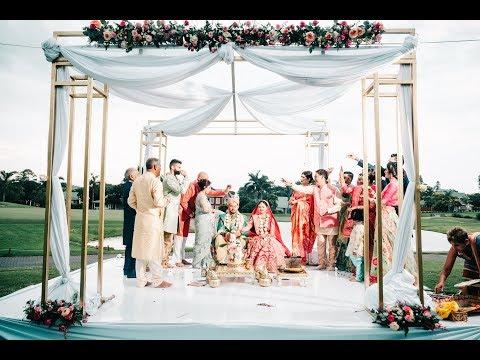 Mount Edgecombe Country Club Wedding | Nerita & Thejas