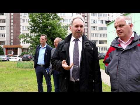 Олег Марушкин провёл обход города