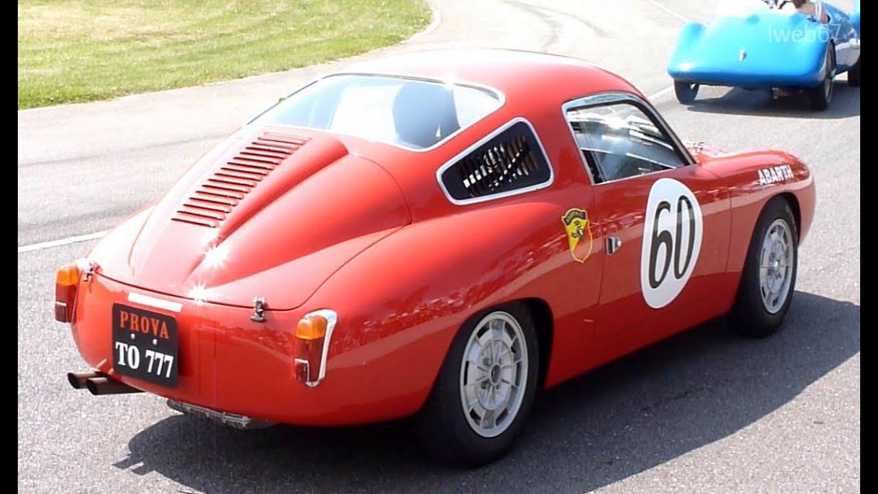 Fiat Abarth Bialbero Aston Martin Zagato Db4 Crossle