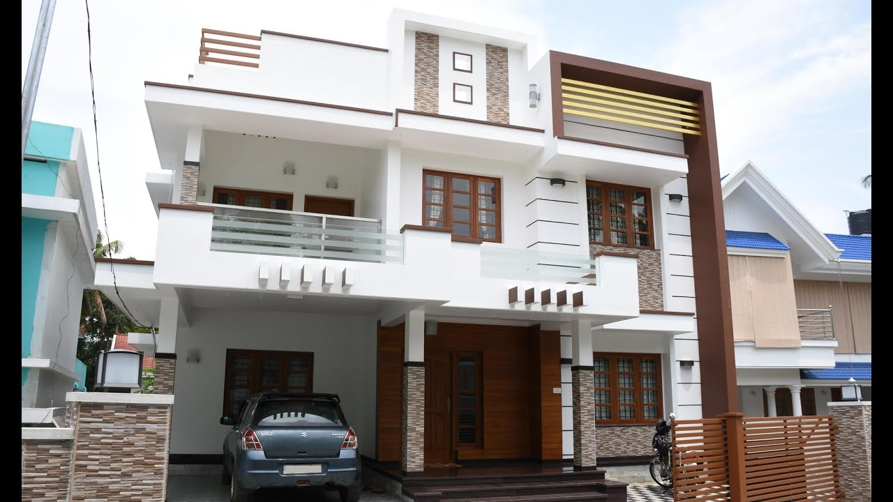 Angamaly 6 cents plot and 2750 sq ft beautiful house for for Pic of home