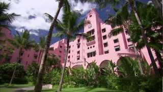 The Royal Hawaiian Hotel Overview