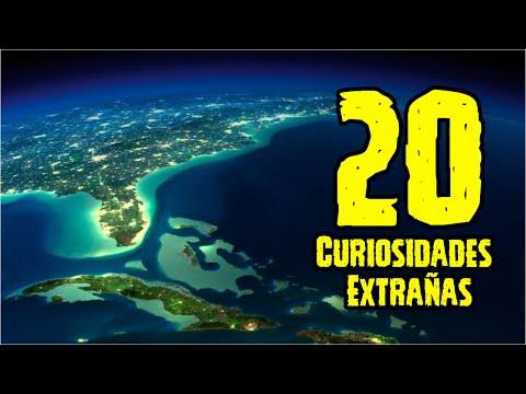 TOPS 20: 20 Curiosidades Extrañas De El Triangulo De Las Bermudas