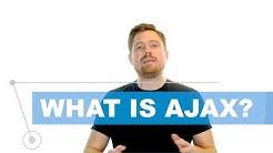 What is Ajax? - Video
