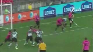 يوفنتوس 1 - 2 سبورتينغ لشبونه .. Juventus 1-2 Sporting Lisbon