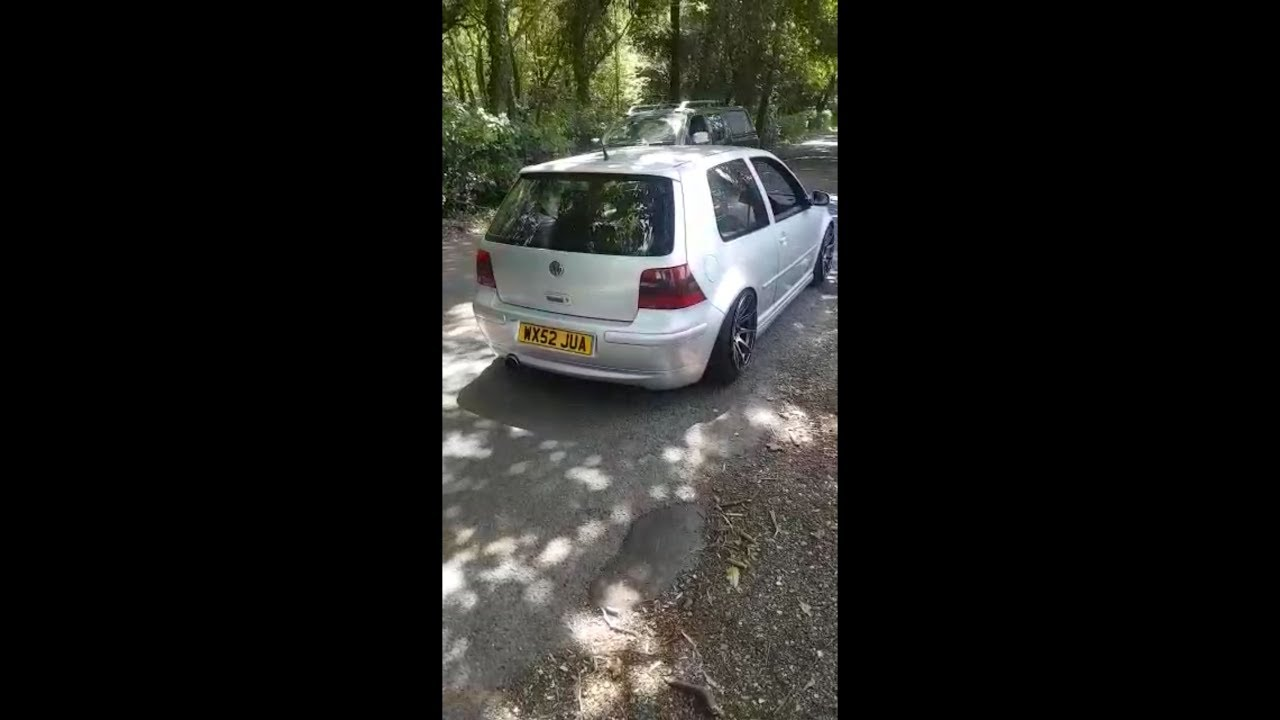 VW Golf edição limitada frabicado na europa so tem 300 nesta cor ... b9f53d5dec
