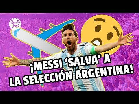 ¡ASOMBROSO! | Messi realizará un gran gesto para algunos convocados de la Selección de Argentina