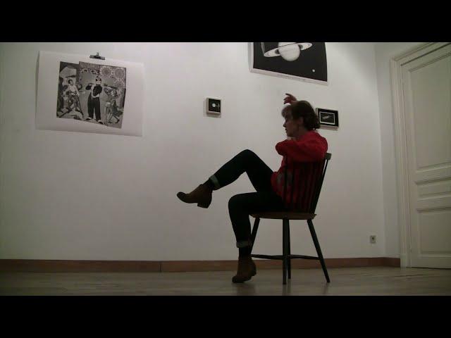 Impros Judith Kazmierczak expo Anne Garnier&Angel Beatove