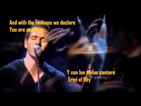 Rey Salvador con subtitulos en ingles y en español