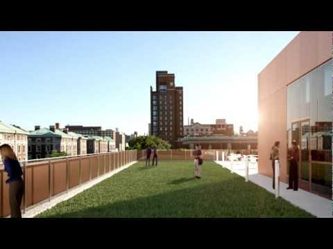 The Diana Center, Barnard College