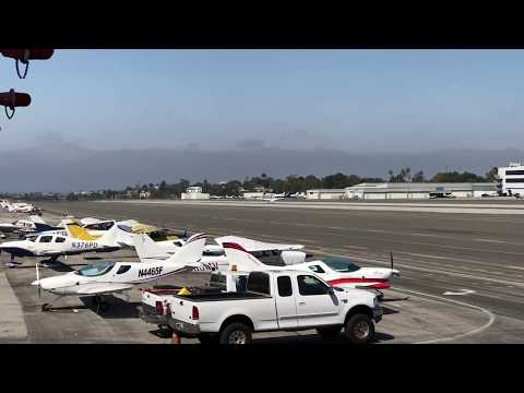 Santa Monica Airport Operations Midsummer 2017