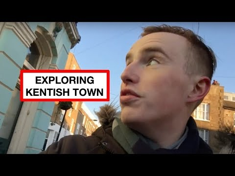 Exploring Kentish Town