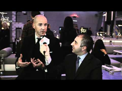 Interview with the chief-designer of IWC at SIHH 2012
